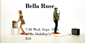 Bella Ruse Sept 19th 2012 - Bo Diddleys St Cloud MN