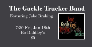 The Gackle Trucker Band